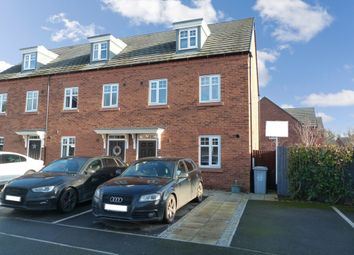 3 bed end terrace house for sale in 10, Arrowhead Close, Stapeley, Nantwich, Cheshire CW5