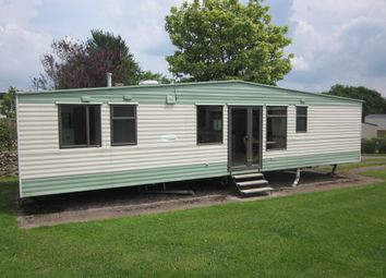 Thumbnail 2 bed mobile/park home to rent in Dunscombe Manor, Salcombe Regis