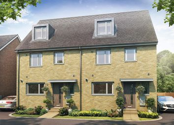 "Thumbnail 4 bed terraced house for sale in ""The Leicester"" at Goldsel Road, Swanley"