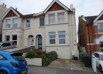 Thumbnail 2 bed flat to rent in St. Saviours Road, St. Leonards-On-Sea