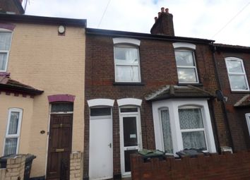 Thumbnail 5 bed semi-detached house to rent in Crawley Road, Luton