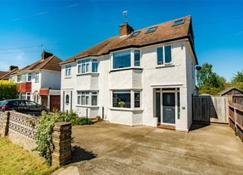 Thumbnail 4 bed semi-detached house for sale in Elm Grove, Maidstone, Kent