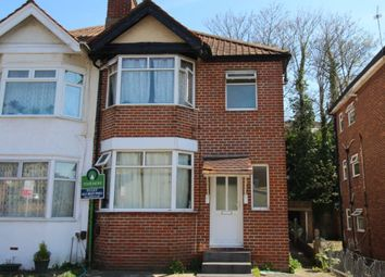 Thumbnail 5 bed semi-detached house to rent in Woodside Road, Southampton