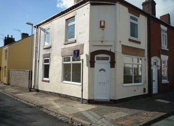 Thumbnail 3 bedroom terraced house for sale in Lyndhurst Street, Burslem, Stoke-On-Trent