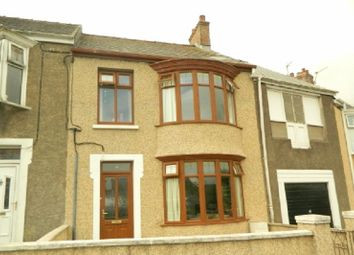 Thumbnail 3 bed terraced house to rent in Stratford Road, Milford Haven