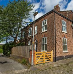 Thumbnail 2 bed end terrace house for sale in Clowes St, Macclesfield, Cheshire