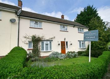Thumbnail 4 bed end terrace house for sale in Church Road, Kelvedon, Colchester, Essex