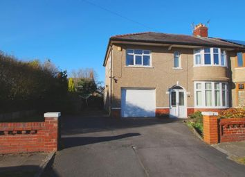 Thumbnail 4 bed semi-detached house for sale in York Crescent, Blackburn, Lancashire