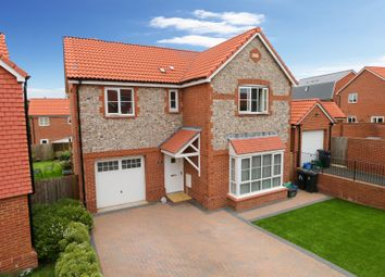4 bed detached house for sale in Higher Meadow, Cranbrook, Exeter EX5