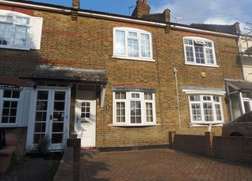 Thumbnail 3 bed terraced house for sale in Alms House Lane, Enfield