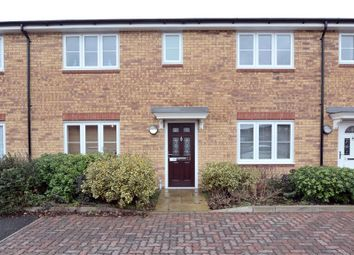 Thumbnail 3 bed terraced house for sale in Barra Wood Close, Hayes