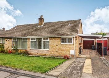 Thumbnail 2 bed semi-detached bungalow for sale in Arundel Grove, York