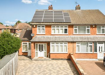 3 bed semi-detached house for sale in Horndean Avenue, Wigston, Leicester LE18