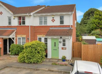Thumbnail 3 bed terraced house for sale in Alsop Close, London Colney, St. Albans