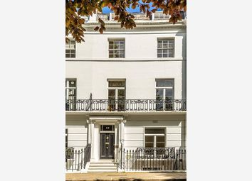 Thumbnail 6 bed terraced house for sale in Egerton Crescent, Chelsea