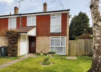 Thumbnail 3 bed end terrace house for sale in Gorse Close, Copthorne, West Sussex