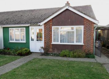 Thumbnail 2 bed semi-detached bungalow for sale in Briarwood Gardens, Hayling Island