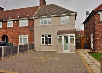 Thumbnail 4 bedroom end terrace house for sale in Becontree Avenue, Dagenham