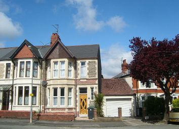 Thumbnail 3 bedroom terraced house to rent in Banastre Avenue, Heath, Cardiff