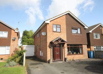 Thumbnail 4 bed detached house for sale in Springfield Drive, Wheaton Aston, Stafford