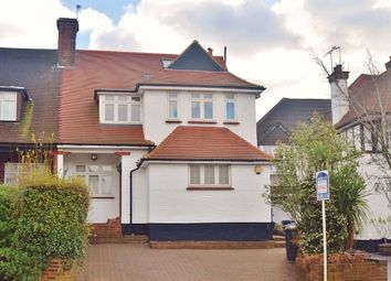 Thumbnail 5 bed semi-detached house for sale in Wessex Gardens, London