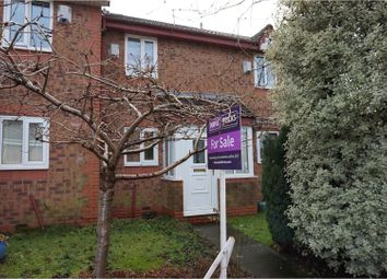 Thumbnail 2 bed town house for sale in Brierwood Close, Oldham