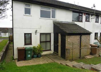 Thumbnail 1 bed maisonette to rent in St. Boniface Close, Plymouth