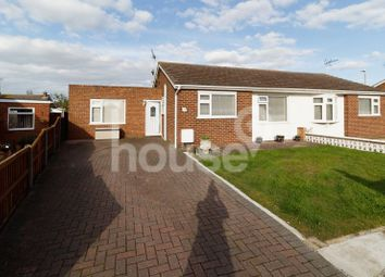 Thumbnail 3 bed semi-detached bungalow for sale in Ashley Close, Minster On Sea, Sheerness