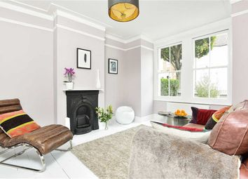Thumbnail 3 bed terraced house to rent in Bickersteth Road, London