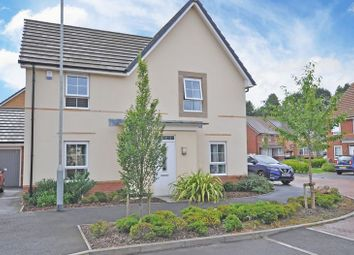 Thumbnail 4 bed detached house for sale in New-Build Family House, Noral Place, Rogerstone