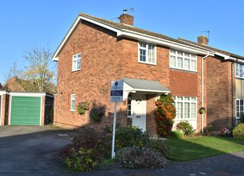 Thumbnail 3 bed detached house for sale in Church Grove, Aldham, Colchester
