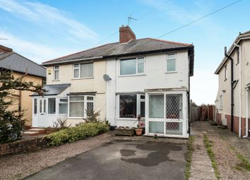 Thumbnail 2 bed semi-detached house for sale in Barns Lane, Walsall