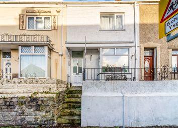 Thumbnail 5 bed terraced house for sale in Norfolk Street, Swansea