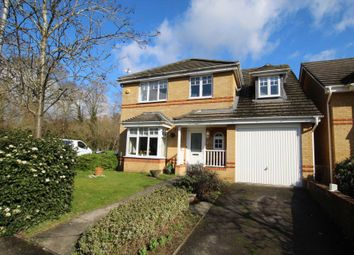 Thumbnail 5 bed detached house for sale in Tymawr, Caversham, Reading