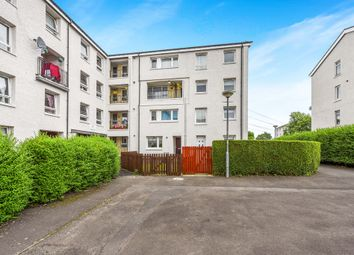Thumbnail 1 bed flat for sale in Kintyre Avenue, Linwood, Paisley