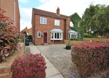 Thumbnail 3 bedroom semi-detached house for sale in Main Street, North Duffield, Selby