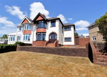 Thumbnail 3 bedroom semi-detached house for sale in Townhill Road, Cockett