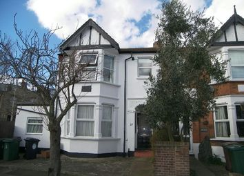 Thumbnail 1 bed flat to rent in Studley Avenue, London