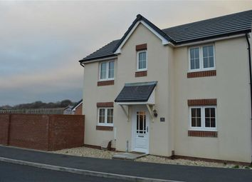 Thumbnail 3 bedroom detached house for sale in Min Yr Aber, Swansea