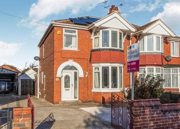 Thumbnail 3 bed semi-detached house for sale in St Martins Avenue, Cusworth, Doncaster