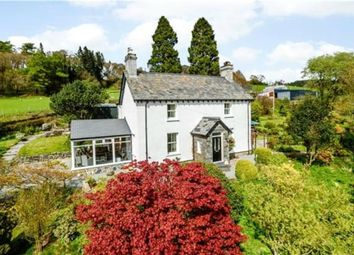 Thumbnail 4 bed detached house for sale in Capel Curig, Betws-Y-Coed, Conwy