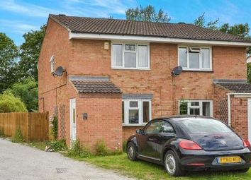 Thumbnail 2 bed semi-detached house for sale in Hilliard Drive, Bradwell, Milton Keynes, Bucks