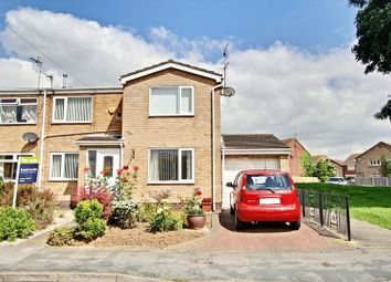 Thumbnail 3 bed end terrace house for sale in St. Marys Drive, Hedon, Hull