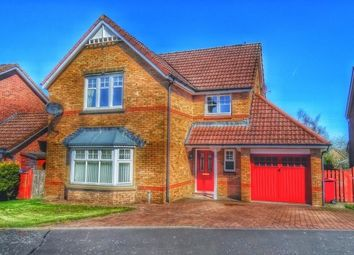 Thumbnail 4 bed detached house to rent in East Kilbride, Glasgow