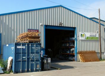 Thumbnail Warehouse for sale in Harbour Road, Lydney