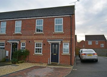 Thumbnail 2 bed end terrace house to rent in St. James Place, Scunthorpe