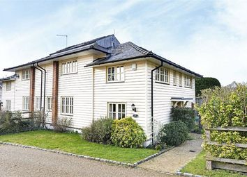 Thumbnail 3 bed semi-detached house for sale in Warrax Park, Stanstead Abbotts, Hertfordshire