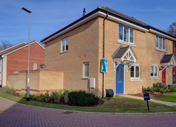 2 bed semi-detached house for sale in Wagtail Drive, Stowmarket IP14