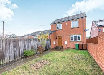 Thumbnail 2 bed semi-detached house for sale in Intake Lane, Ossett