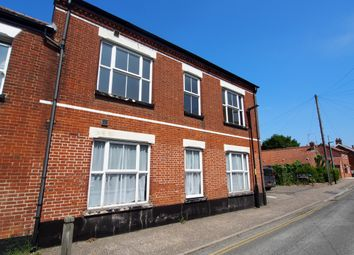 Thumbnail 1 bedroom flat to rent in Pople Street, Wymondham, Norfolk